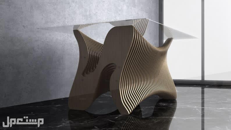 تصميم ديكور خشبي