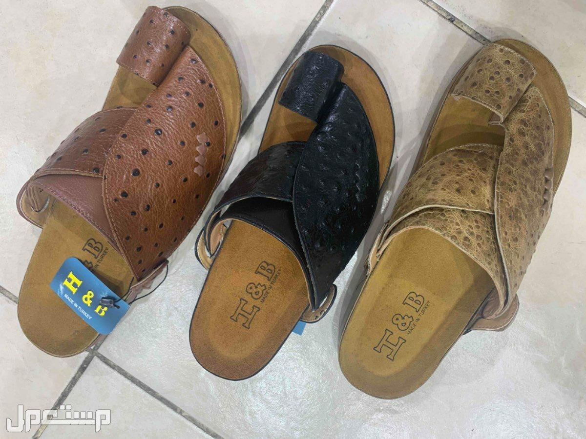 للبيع احذيه طبيه صناعه توكيه ماركه H&B