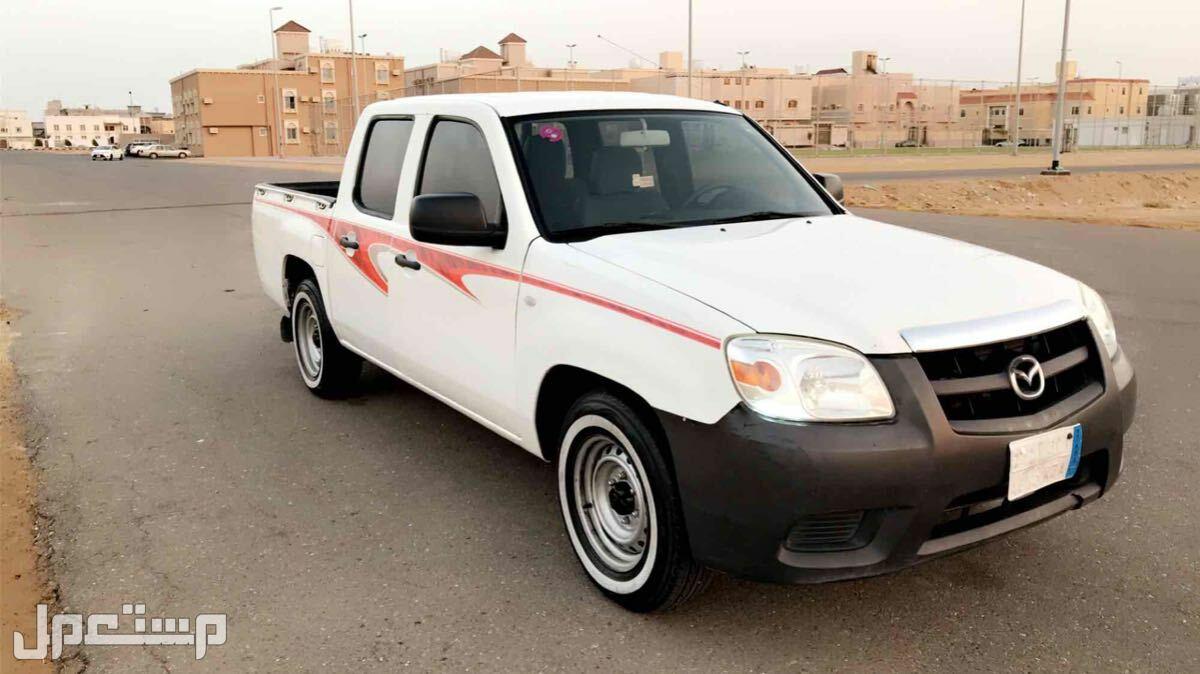 مازدا BT50 2012 مستعملة للبيع