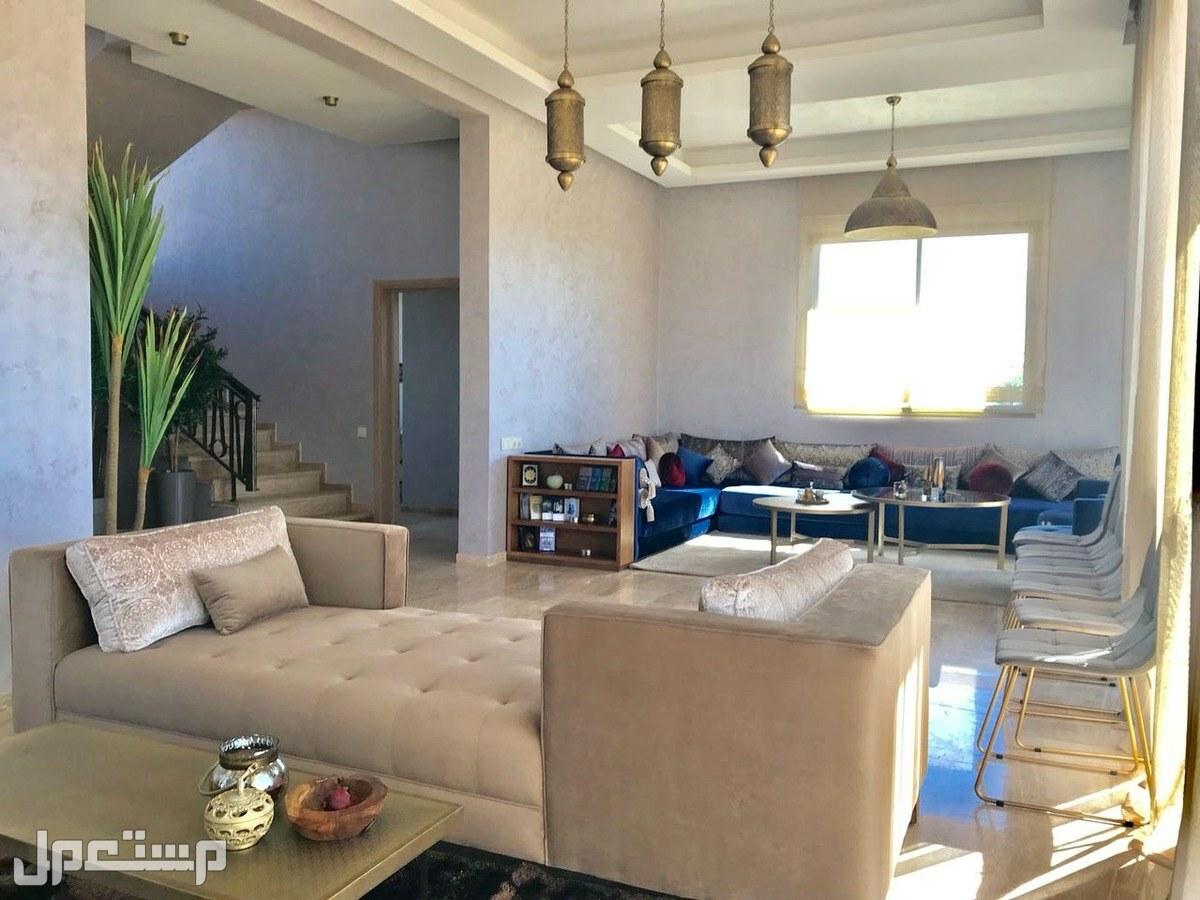 فلل للبيع في المغرب – مراكش
