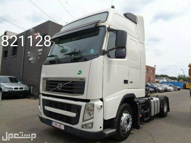 عرض مميز من الشاحنات العالميه   شاحنه فولفو fh 460 موديل : 2012