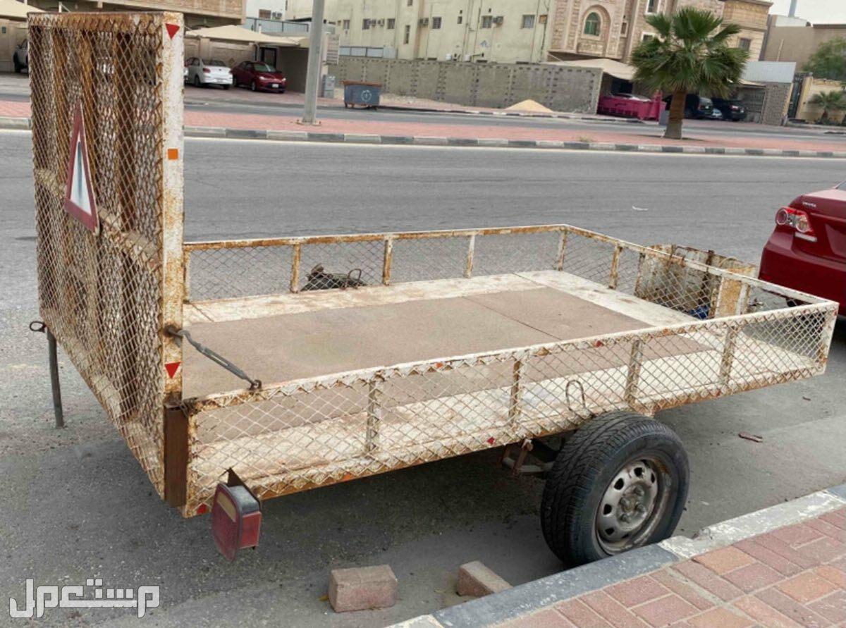 عربة سحب مستعملة للأغراض و الدبابات