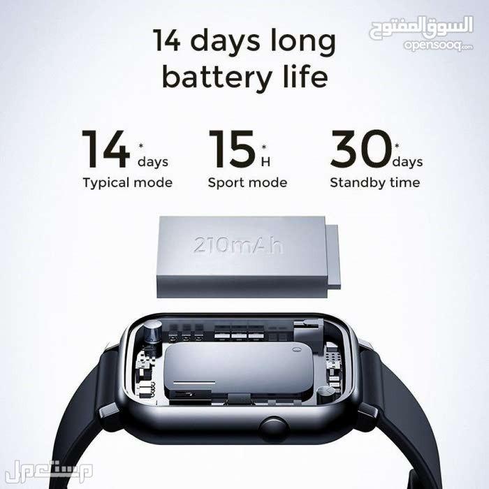 ساعة جيروم الاصلية orginal joyroom smartwatch