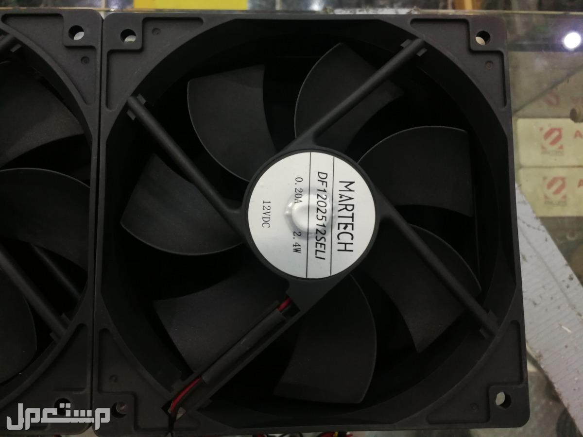 مراوح تبريد جديدة لأجهزة الكمبيوتر المكتبي PC