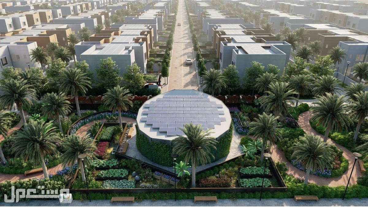 تملك الان فيلا 4 غرف فى المدينة المستدامة ووفر 50% من الطاقة