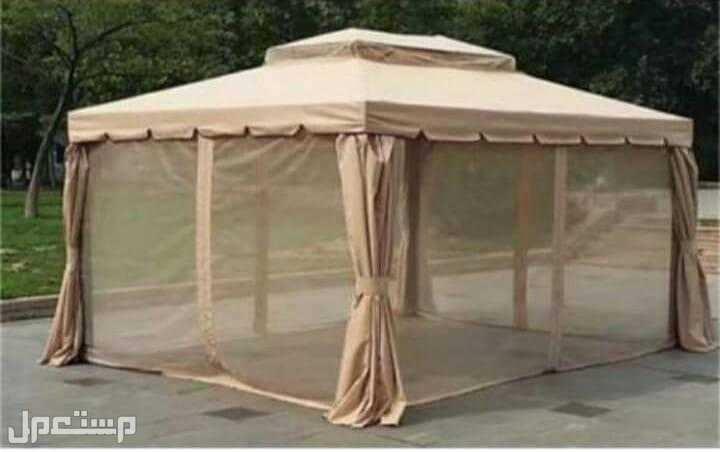 خيمة جديدة بالكرتون قماش ممتاز يتحمل الحرارة والرطوبة