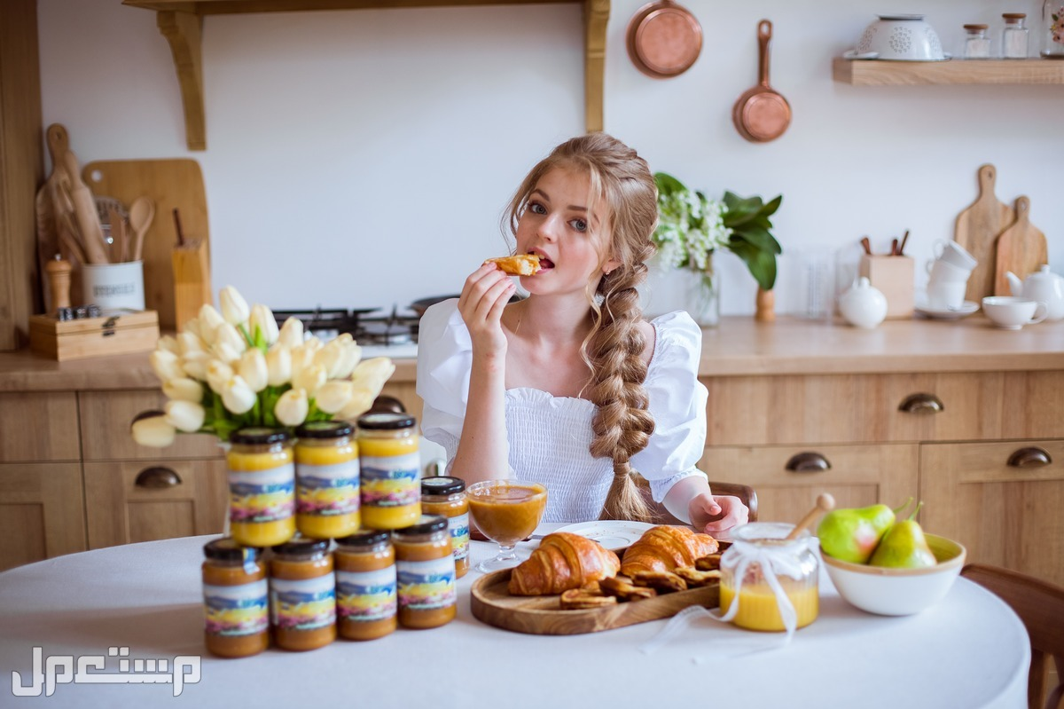 زبدة العسل الأكرانية. فخر الأنتاج الأوروبي. طبيعي 100% وطعم مختلف.