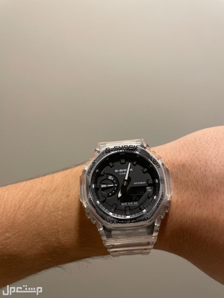 ساعة GA-2100SKE
