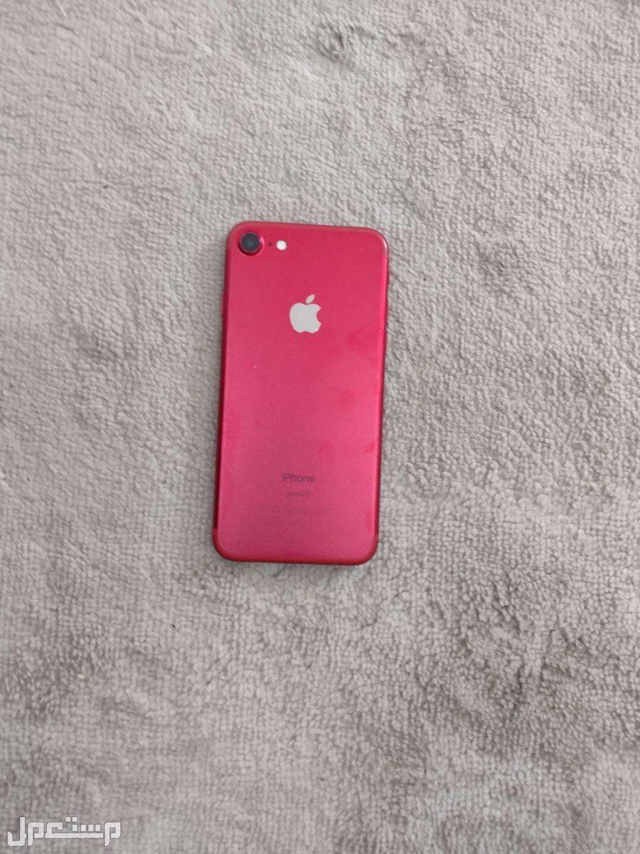 ايفون 7 للبيع جوال نظيف