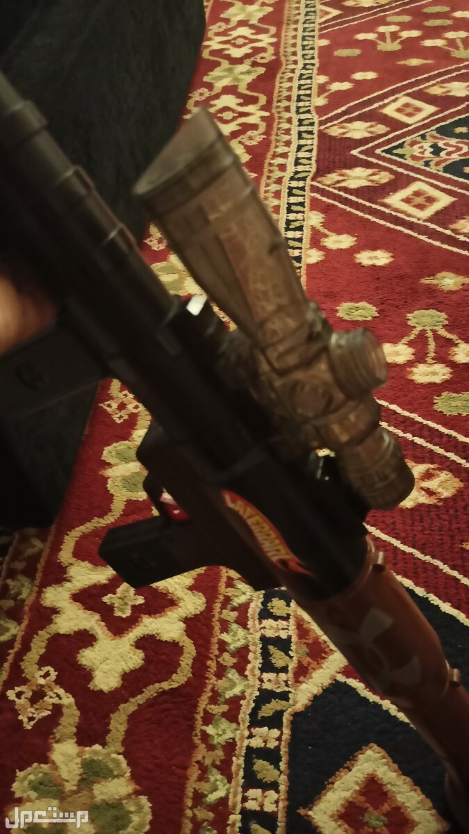 RPG مسدس صاروخ ديكور