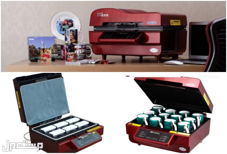 مشروع ماكينة الطباعة الحرارية الشاملة