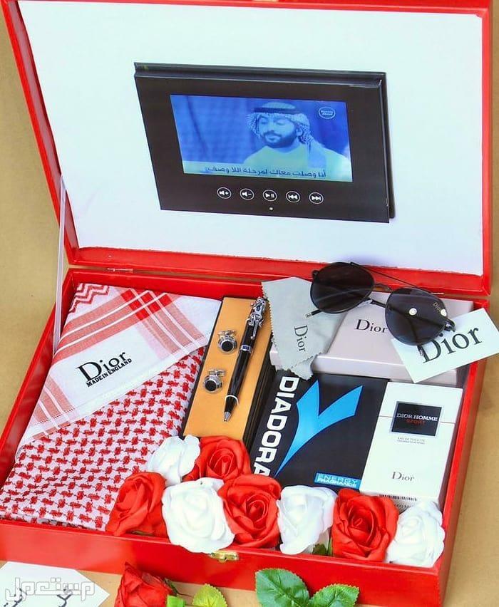 بكس الشاشة يتوفر من جديد مع هدايا رجالية مميزة