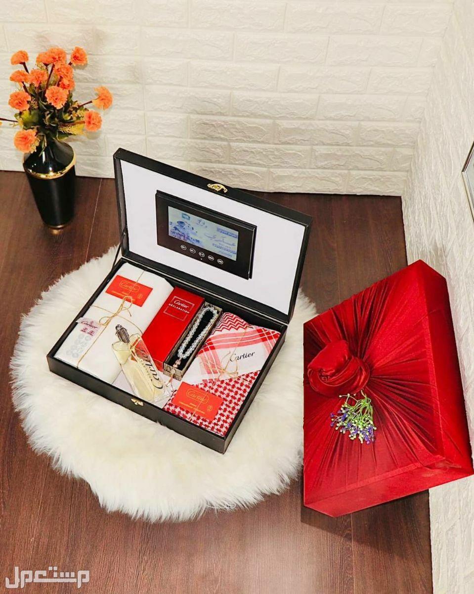 لاتفوت الفرصة كمية محدوده# بكس الشاشة مع هدايا رجالية ملكية
