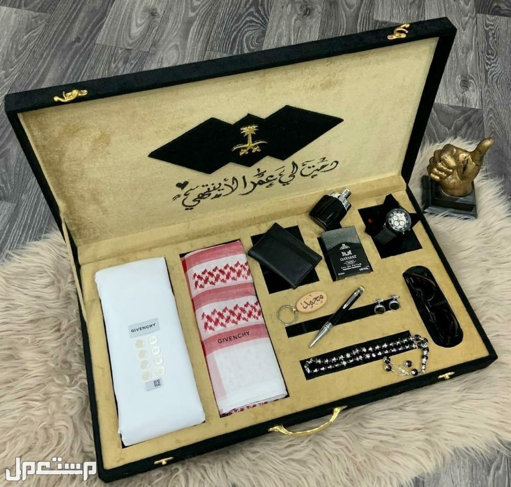اروع الهدايا الرجالية # ثوب جيفنشي مع شماغ وملحقات راقية