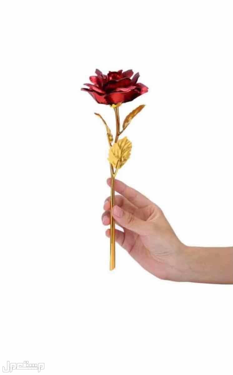 وردة ذهبية