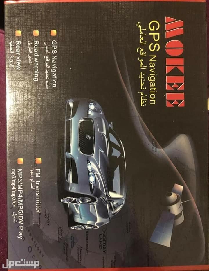 جهاز الخرايط gps من شركة Mokee