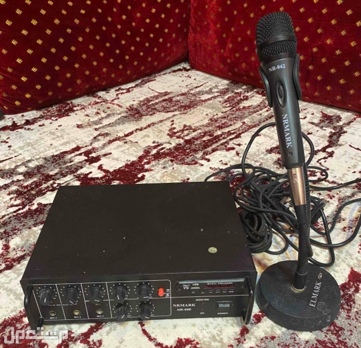 للبيع ميكرفون - مكرفون صوتي