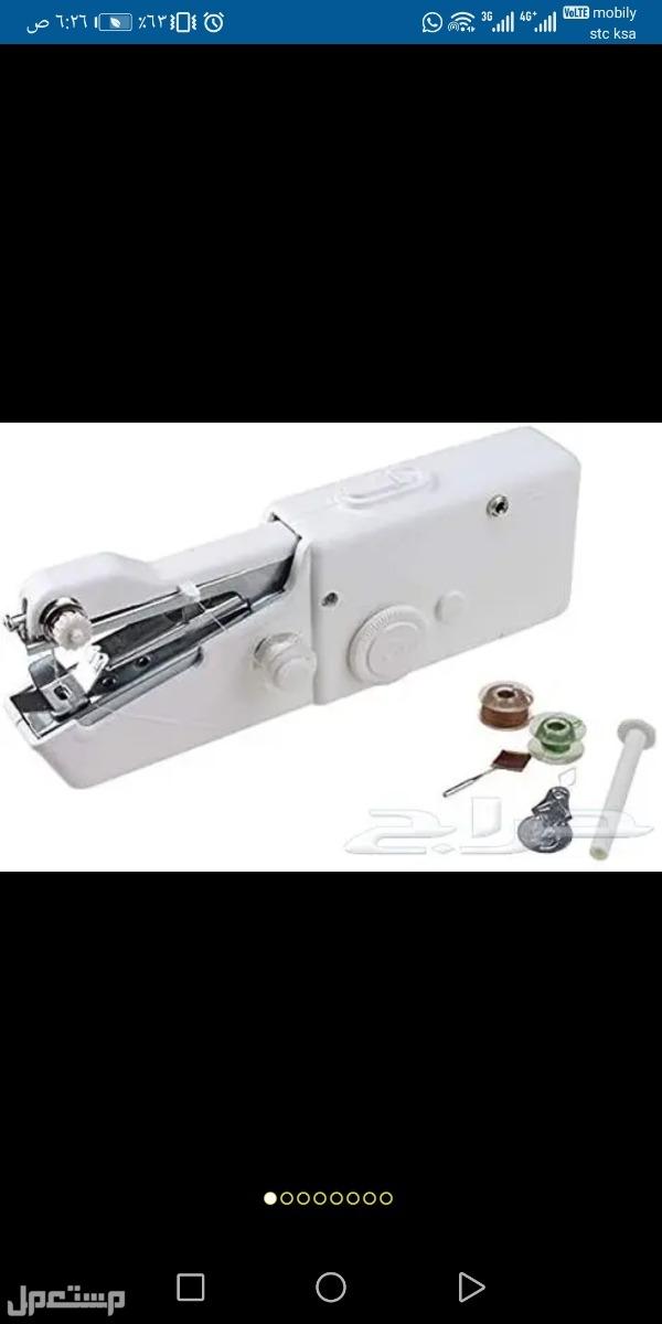 مكينة خياطة منزلية صغيرة الحجم