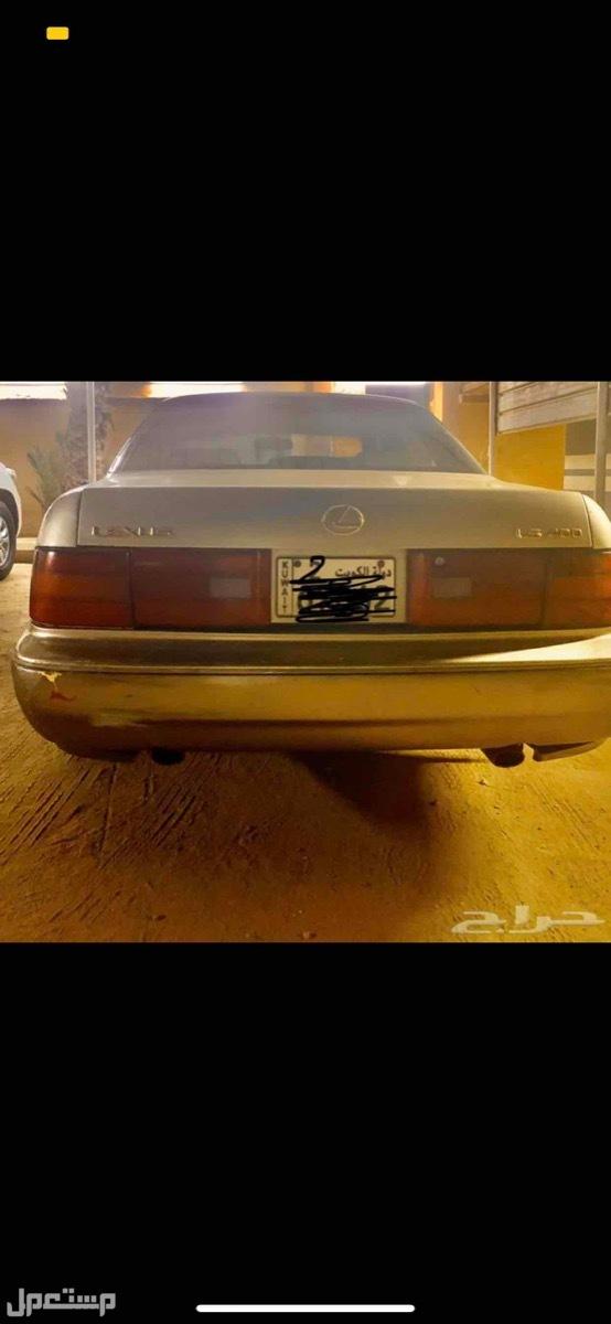 لكزس LS 1993 مستعملة للبيع