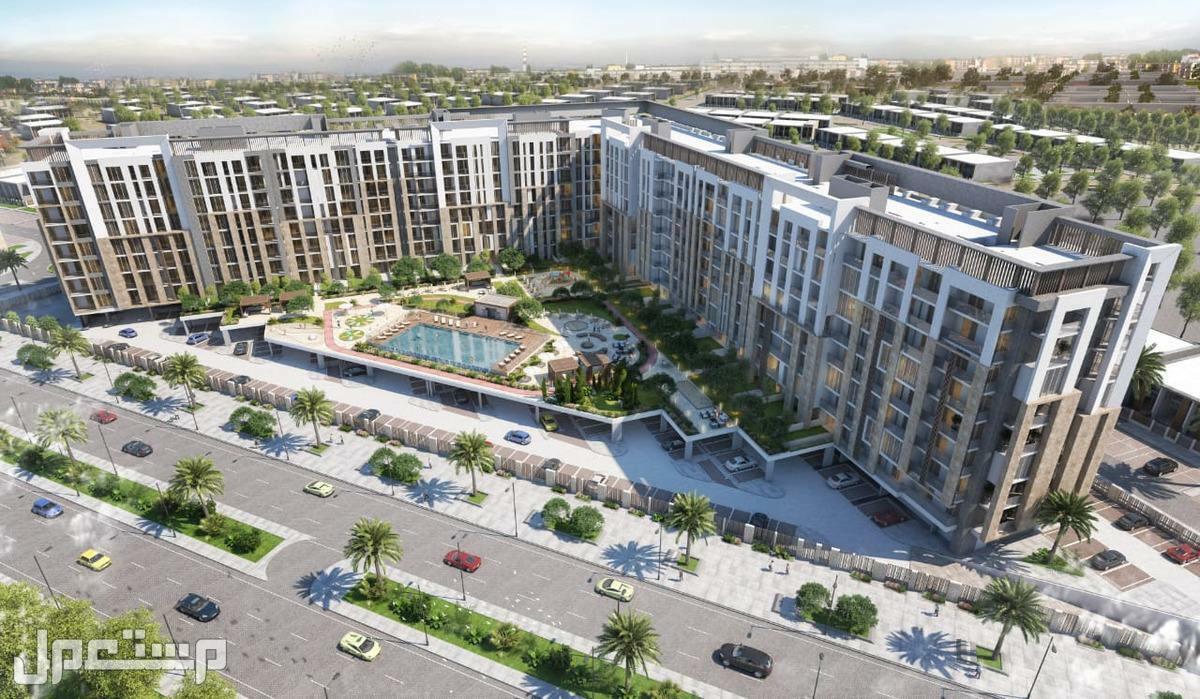 شقق للبيع في دبي خصم 10% وبالتقسيط المرن