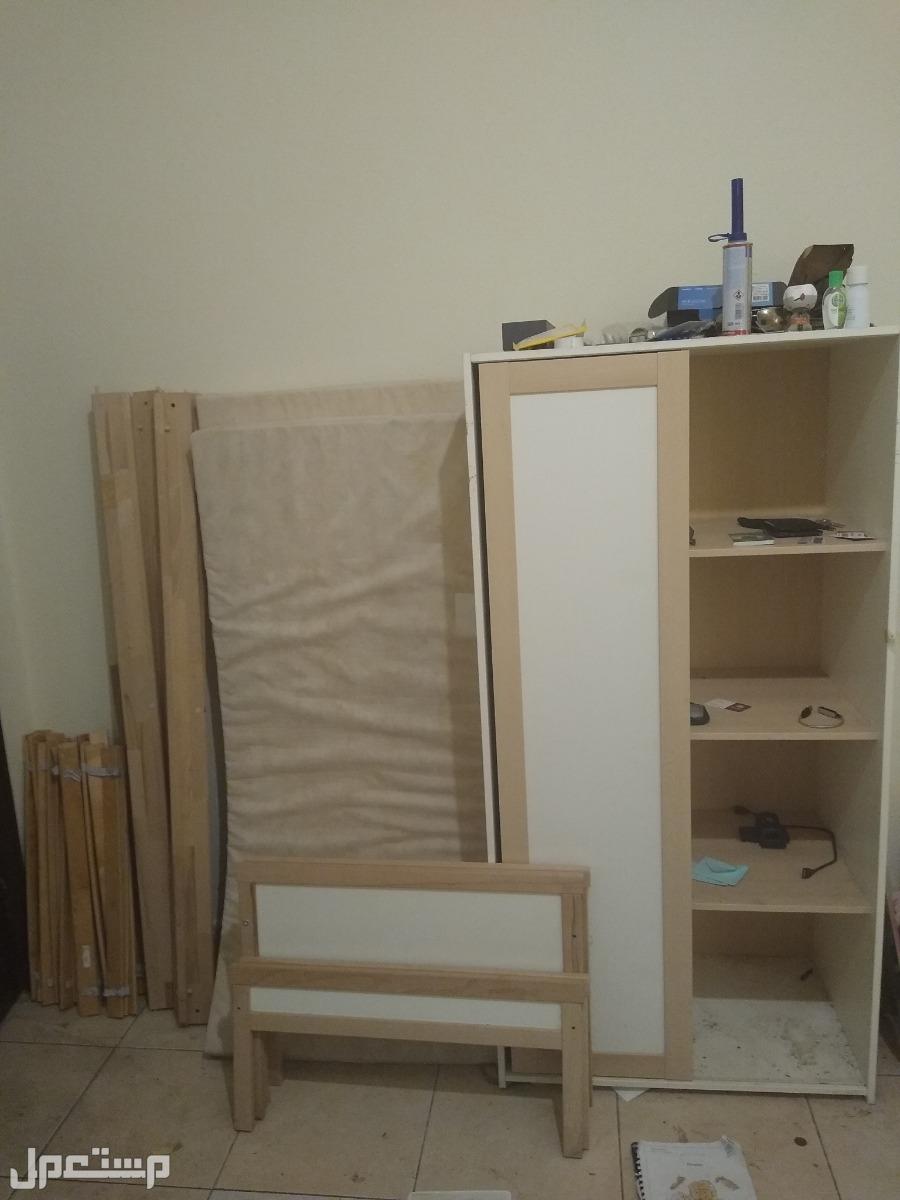 غرفة نوم اساسية و غرفة نوم اطفال