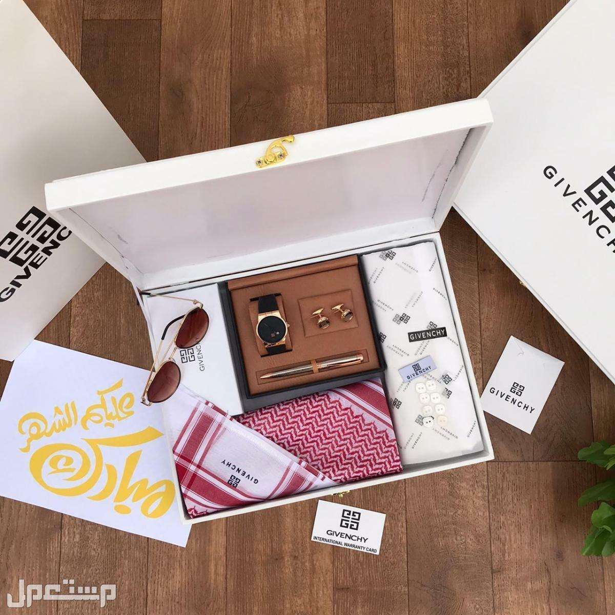 هدايا اقمشة بكسات تنسيق اجمل الهدايا