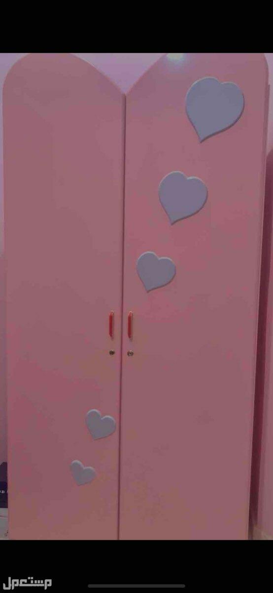للبيع غرفة نفرين بنات وردي