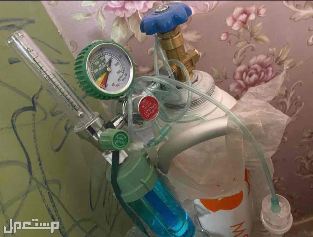 اسطوانة اكسجين