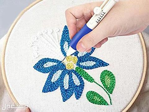 قلم خياطة على الشنط والقماش