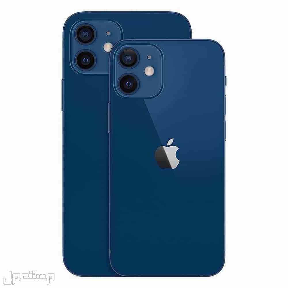 ايفون 128 عادي ازرق