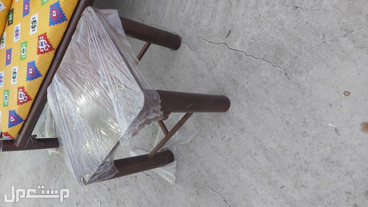 جلسات خارجيه -مركاز -كويتي -كراسي حديد للبيع توصيل مجاني