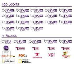 تجديد اشتراكات بين سبورتBin Sport متوفر لدينا