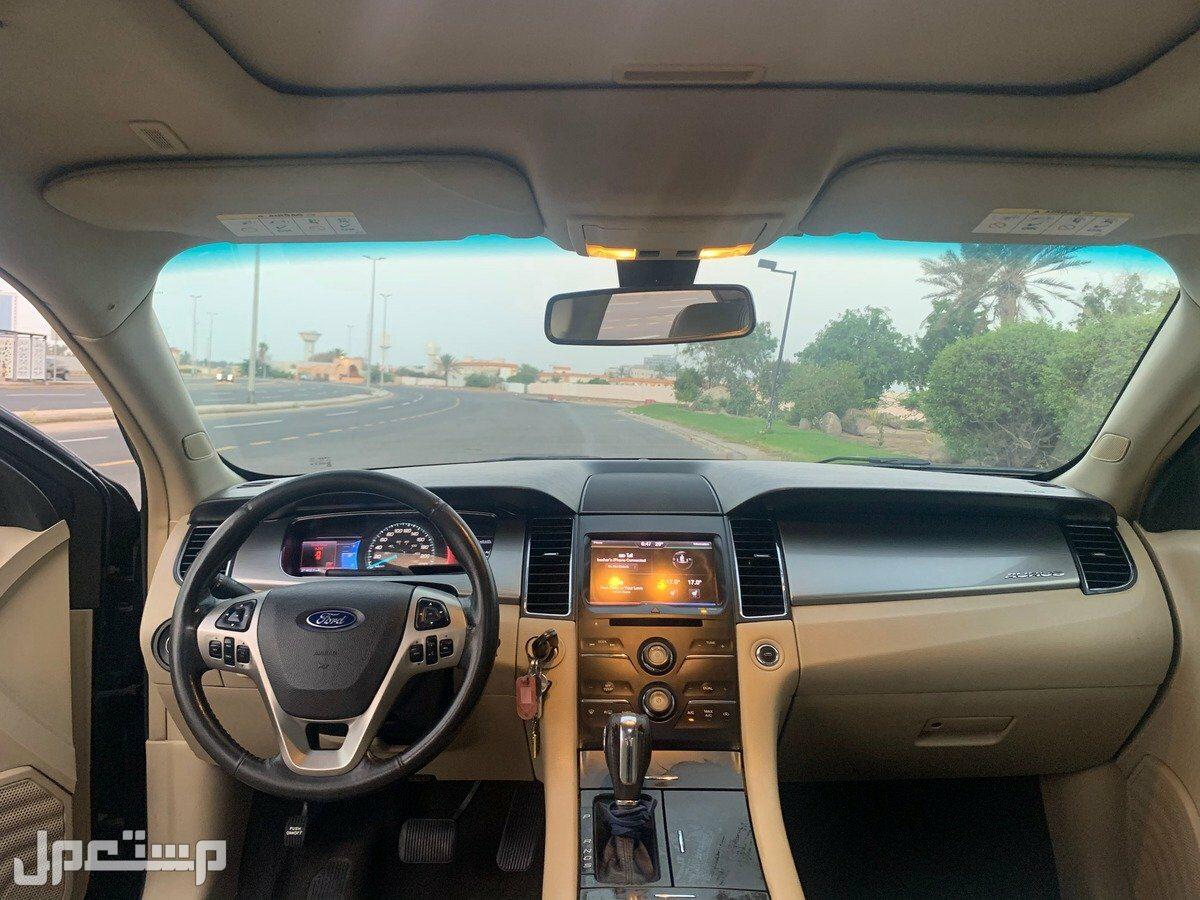 فورد تورس مستعمل  (Ford taurus 2013 ( SEl - AWD
