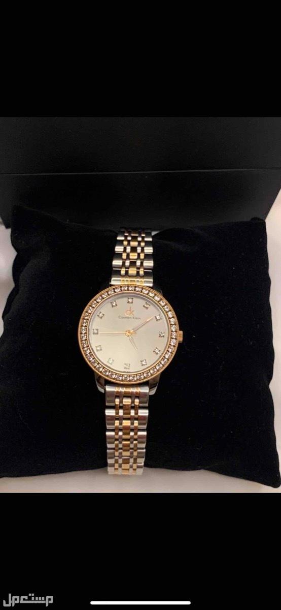 ساعة نسائية جديدة ماركة (كارمن كلاين2020) تناسب هدية للعيد