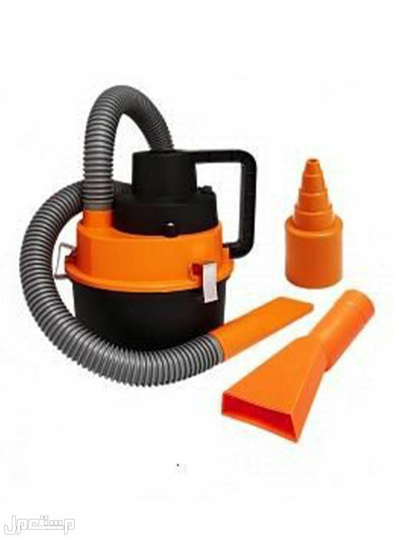 مكنسة كهربائية على شكل وعاء للتنظيف الجاف والرطب للسيارة