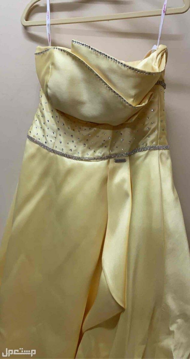 فستان شبكة من رهيد