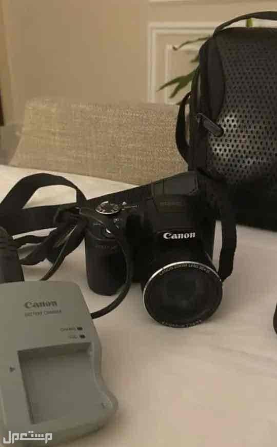 كاميره شبه جديد استخدام قليل