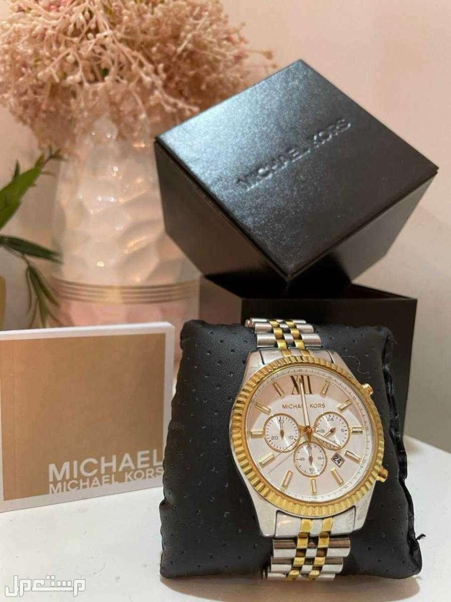 ساعة ماركة مايكل كورس
