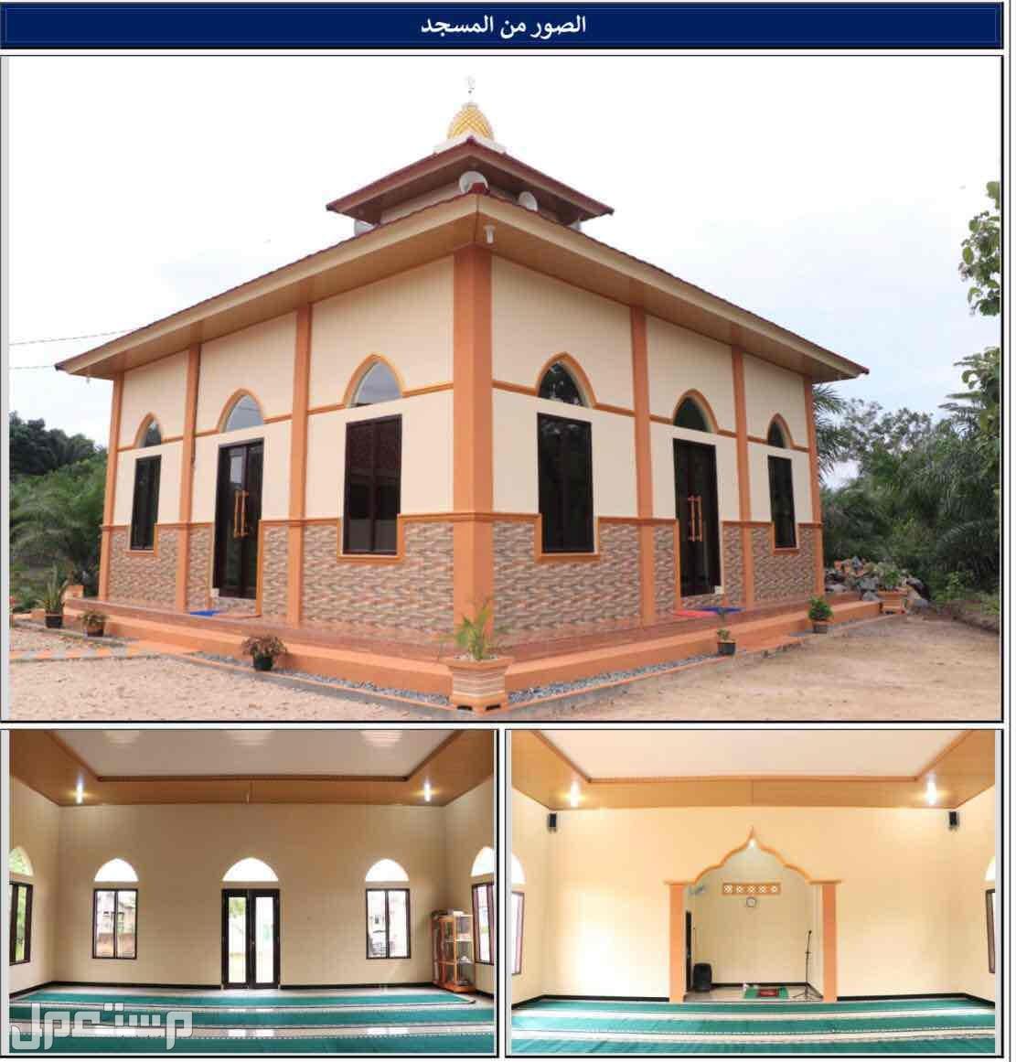 بناء مساجد بأقل الأسعار وبجودة عالية