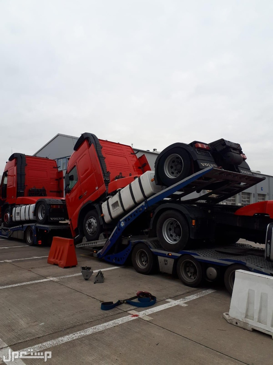 شاحنة فولفو 2012 استيراد حسب الطلب المدة 30-45 يوم بالكثير قير عادي مرغوبه