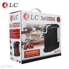 صانعة القهوة الكبسولات Dlc