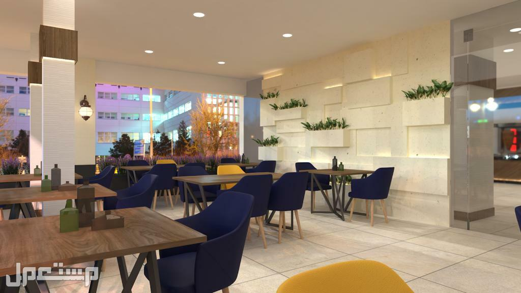 تصميم تنفيذ مطاعم كافيهات مقاهي محلات تجارية فنادق تسليم مفتاح