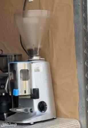 مكينة اسبريسو  توماتيك و طاحونة اسبريسو