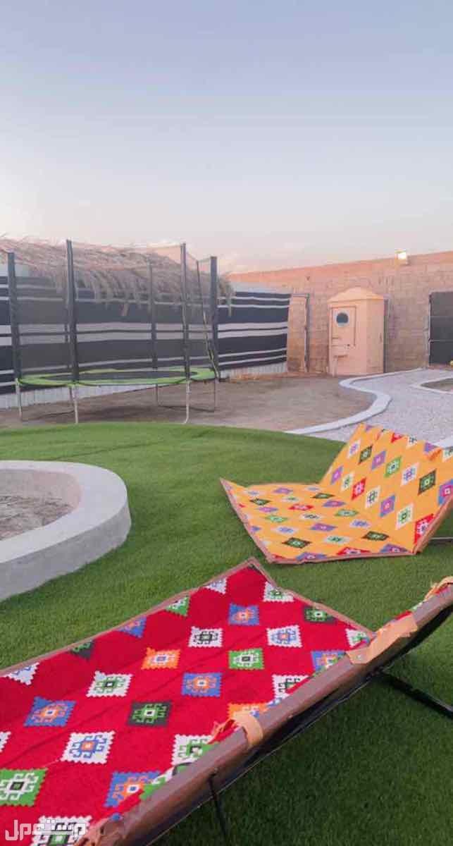 مخيمات وناسه - الطائف عرض خاص