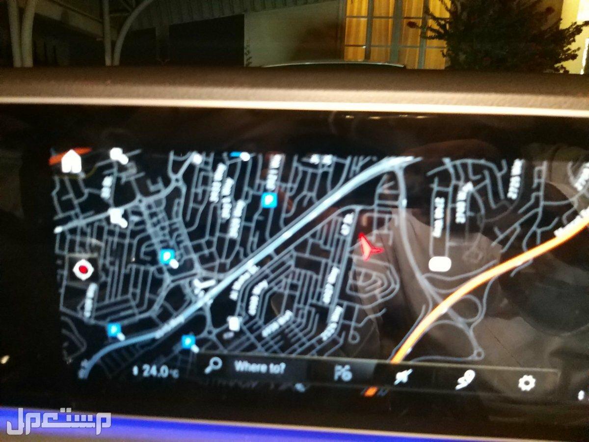 GLE GLA 2021 خرائط المرسيدس خريطة GLE مرسيدس