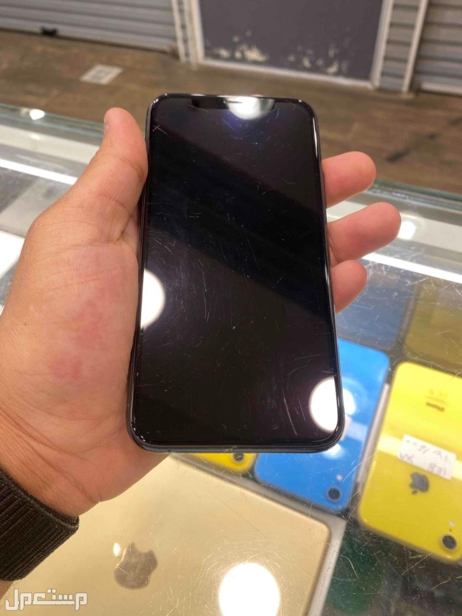 للبيع ايفون 11 برو 256 مستخدم زيتي