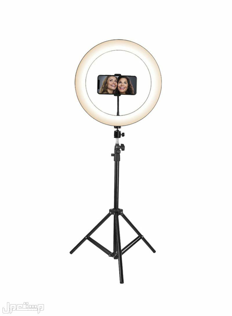 حامل مصباح LED حلقي للتصوير الفوتوغرافي جديد