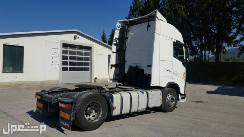 شاحنة فولفو 2014 استيراد حسب الطلب