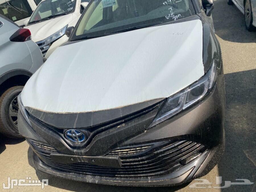 تويوتا كامري 2021 جديدة للبيع
