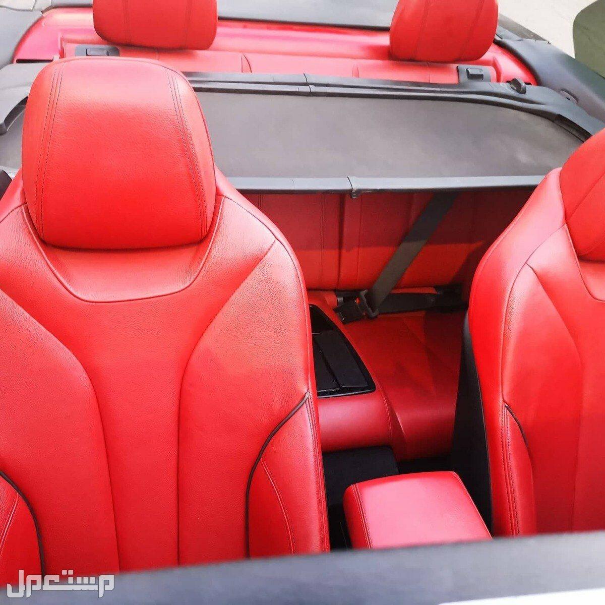 BMW 420 kit M 2016 كشف